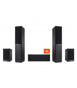 Set Boxe 5.0 JBL Arena 180+120+125c Black