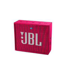Boxa wireless portabila JBL GO Pink