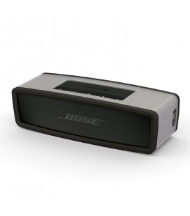 Boxa portabila wireless Bose SoundLink Mini SERIE II CARBON cu HUSA SOFT COVER BLACK