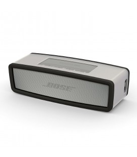 Boxa portabila wireless Bose SoundLink Mini SERIE II PEARL cu HUSA SOFT COVER Black