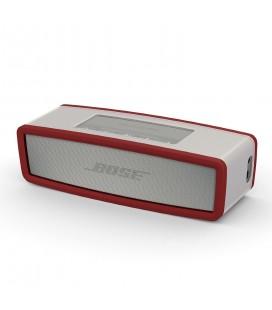 Boxa portabila wireless Bose SoundLink Mini SERIE II PEARL cu HUSA SOFT COVER Dark Red