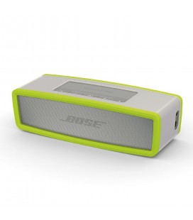 Boxa portabila wireless Bose SoundLink Mini SERIE II PEARL cu HUSA SOFT COVER Green