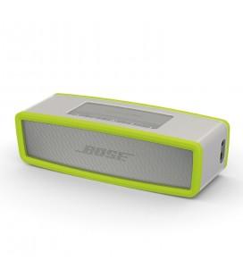 Boxa portabila wireless Bose SoundLink Mini SERIE II PEARL cu HUSA SOFT COVER Green