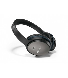 Casti on ear Bose Quiet Comfort 25 Black compatibile Android