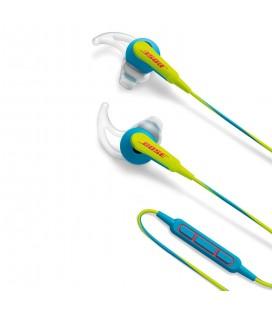 Casti in ear Bose SoundSport Blue compatibil iPhone iOS