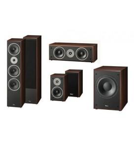 Set Boxe 5.1 Magnat Monitor Supreme 1002+202+c252+Sub 202A