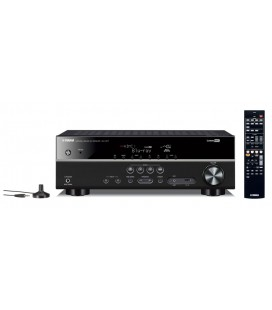 Receiver Yamaha HTR-3068, receiver av 5.1 surround UHD 4K