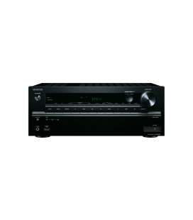 Network AV Receiver Onkyo TX-NR646 Black 7.2 surround UHD 4K, Hi-Res Audio, Wi-fi, DTS-X, Bluetooth