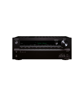 Network AV Receiver Onkyo TX-NR545 Black 7.2 surround UHD 4K, Hi-Res Audio, Wi-fi, DTS-HD, Bluetooth