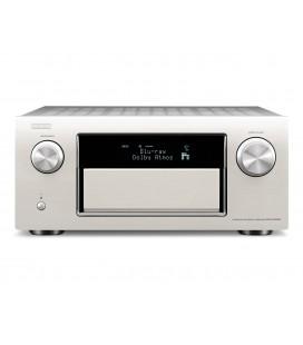 Receiver AV 9.2 Denon AVR-X7200W Silver, Bluetooth®, HDCP 2.2, 4K