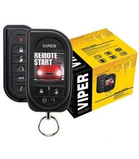 Alarma auto cu pornire de motor Viper 5906 RESPONDER HD SST(5906V)