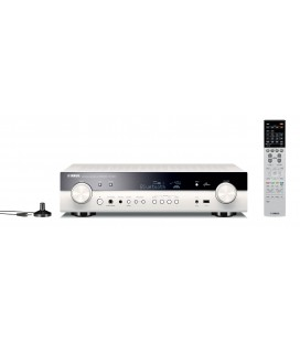 Receiver AV 5.1 Yamaha RX-S601 White, Bluetooth,  , Wi-Fi, UHD 4K, HDCP2.2, MusicCast