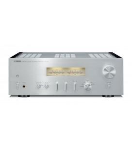 Amplificator stereo Yamaha A-S1100 Silver-Piano Black