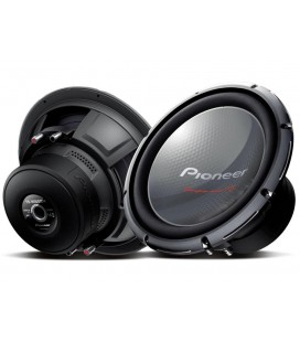 Subwoofer Auto Pioneer TS-W3003D4, 600W RMS, 30 cm