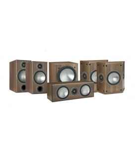 Set Boxe 5.1 Monitor Audio Bronze 2, Bronze FX, Bronze Centre, MR-W10