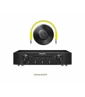 Amplificator stereo Marantz PM5005 Black cu Media Player Google Chrome Cast Audio
