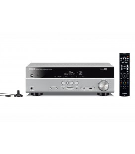 Receiver AV 5.1 Yamaha RX-V381 TITAN, Bluetooth, 4K Ultra HD, HDCP 2.2