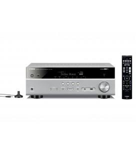 Receiver AV 7.2 Yamaha RX-V581 Titan, Wi-Fi, Bluetooth, 4K Ultra HD, HDCP 2.2, MusicCast