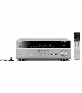 Receiver AV 7.2 Yamaha RX-V681 Titan, Wi-Fi, Bluetooth, 4K Ultra HD, HDCP 2.2, MusicCast, Phono