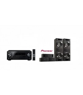 Receiver AV 5.1 Pioneer VSX-330-K cu Set Boxe surround 5.1 Pioneer S-RS88TB