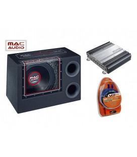Pachet subwoofer auto Mac Audio BandPass Pack