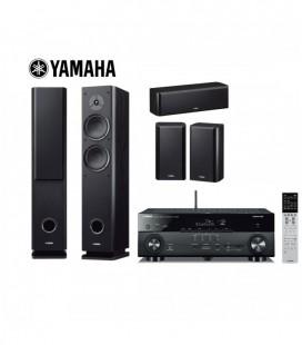 Receiver Yamaha RX-A550 cu Set Boxe 5.0 Yamaha NS-F160, NS-P160