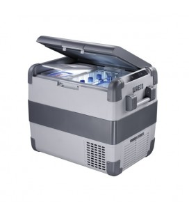 Frigider auto cu compresor Waeco CoolFreeze CFX-65DZ, 60 litri, afisaj digital, 12/24V, 100/240V AC