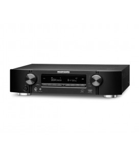 Receiver AV 7.2 canale  Marantz NR-1607 Black, UHD 4K, Bluetooth, Wi-Fi, Slim Design