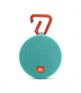 Boxa portabila wireless cu Bluetooth JBL Clip 2 TEAL
