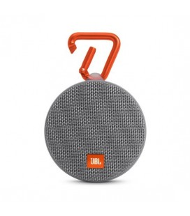 Boxa portabila wireless cu Bluetooth JBL Clip 2 Grey