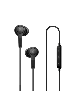 Casti in ear cu microfon Bang & Olufsen Beoplay H3 Black 2nd Generation