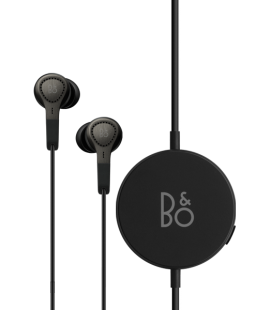 Casti in ear cu microfon Bang & Olufsen cu Noise Cancelling Beoplay H3 ANC Gun Metal Grey