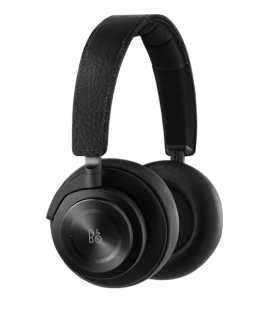 Casti wireless on ear cu microfon Bang & Olufsen H7 Black