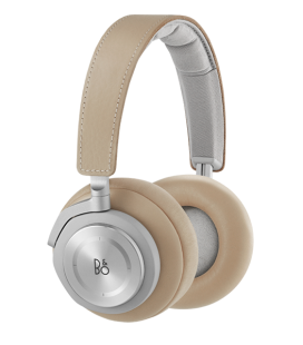 Casti wireless on ear cu microfon Bang & Olufsen H7 Natural