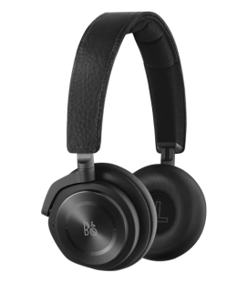 Casti wireless on ear cu microfon Bang & Olufsen Beoplay H8 Black