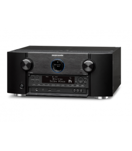 Receiver AV 9.2 Marantz SR7010 Black, Wi-Fi, Bluetooth, 4K Ultra HD, Airplay