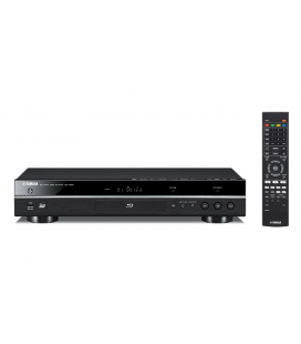 Blu-ray player Yamaha BD-S681 black, Miracast™, Wi-Fi buit-in, 4K Upscaling,
