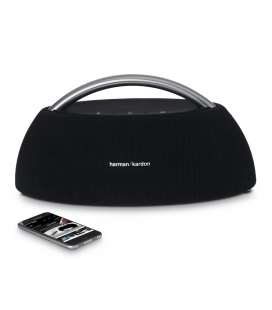 Boxa Wirless Portabila Harman Kardon Go + Play Black, conectivitate Bluetooth 4.1