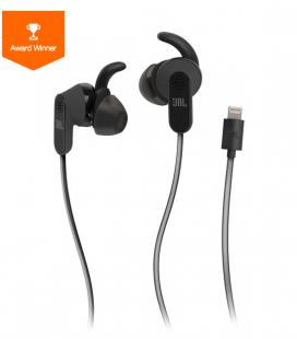 Casti in ear cu Noise Cancelling JBL Reflect Aware compatibile Apple iPhone 7