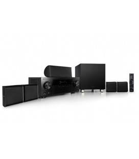 Set Home Cinema 5.1 Pioneer HTP-075, Bluetooth Audio Streaming, Ultra HD last HDCP 2.2, 3D Ready