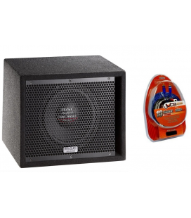 Subwoofer auto activ Mac Audio Mobil Street Bass Pack