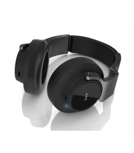 Casti over ear wireless AKG K 845BT Black