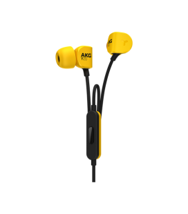 Casti in ear cu microfon AKG Y20U Yellow
