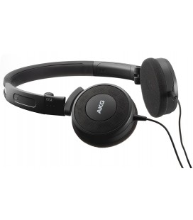 Casti on ear cu microfon AKG Y30 Black