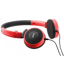 Casti on ear cu microfon AKG Y30 Red