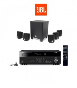 Receiver Yamaha RX-V381cu set de boxe 5.1 JBL Cinema 510