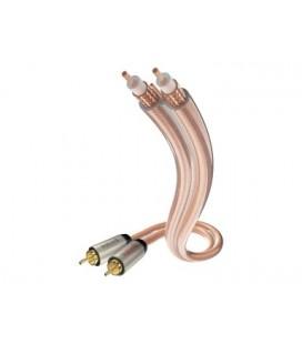 Cablu audio stereo Inakustik Star Stereo Audio interconect 1.50m
