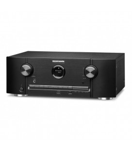 Receiver AV 7.2 Marantz SR5011 Black, Wi-Fi, Bluetooth, 4K Ultra HD, Airplay