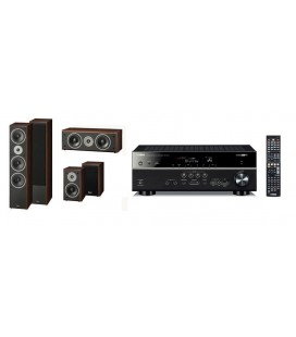 Receiver Yamaha RX-V481 cu set de Boxe 5.0 Magnat Supreme 1002,202, Center 252