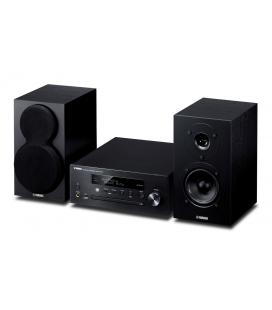 Micro sistem stereo Yamaha MCR-N470 Black